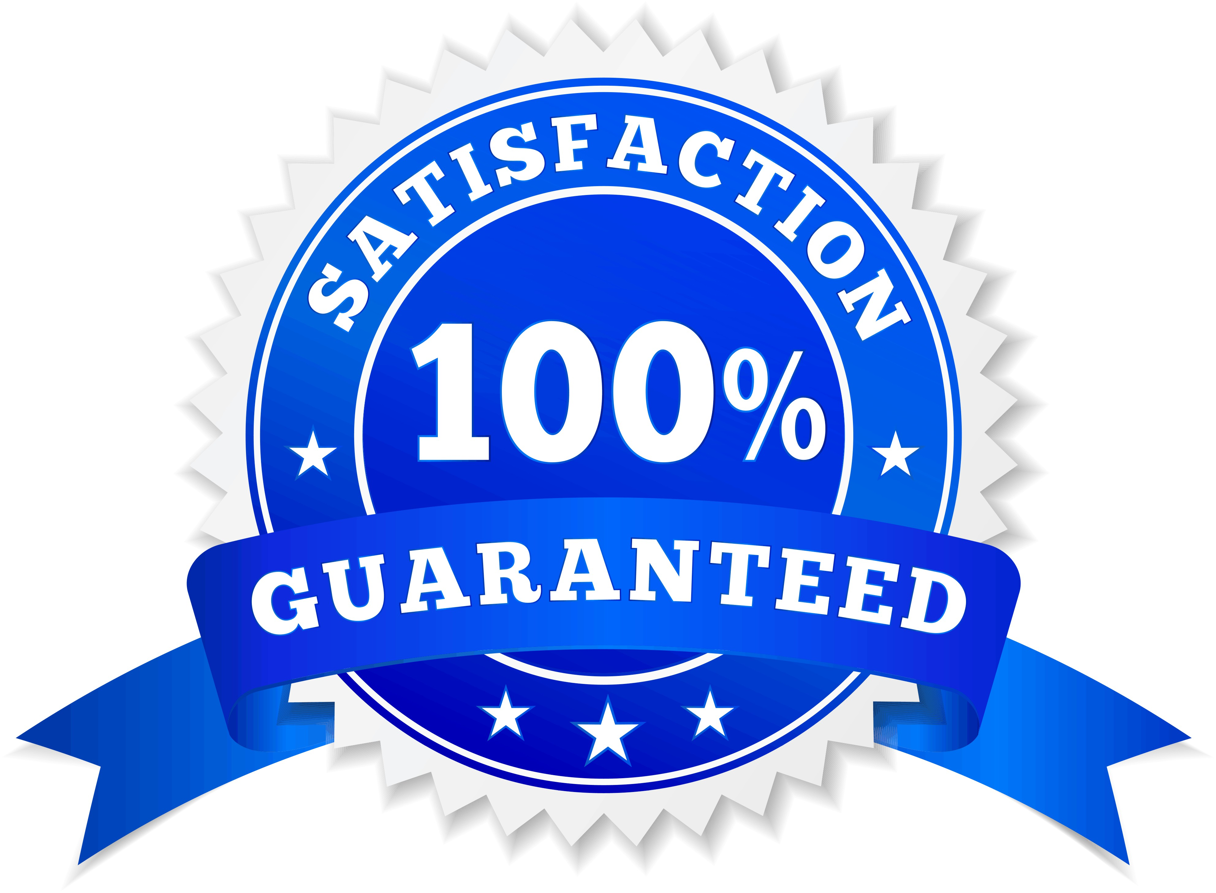 Guaranteed Client Satisfaction